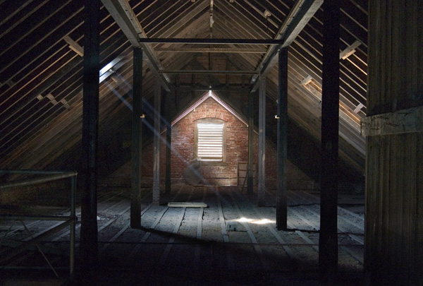 No Toys in this Attic