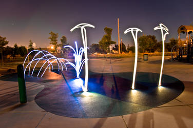 Fountains by Travis-Person