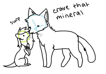 crave the mineral by stArchaeopteryx