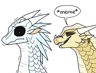 you meme so much to me winter by stArchaeopteryx