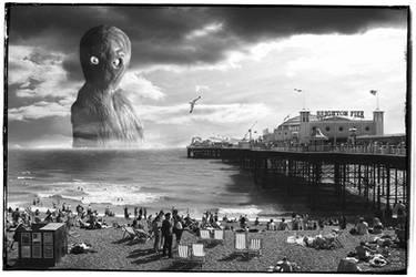 UMI-BOZU : the Brighton Vacation by TonyLuke