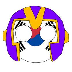 Jinsu as a countryball