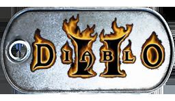 Battlefield 3 Diablo 2 Dog Tag by MasterAlucard75