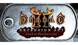 Battlefield 3 Diablo 2 LOD Dog Tag by MasterAlucard75
