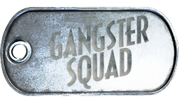 Battlefield 3 Gangster Squad Dog Tag by MasterAlucard75