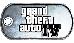 Battlefield 3 Grand Theft Auto 4 Dog Tag by MasterAlucard75