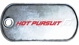 BF3 Need For Speed Hot Pursuit 2010 Dog Tag by MasterAlucard75