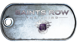 Battlefield 3 Saints Row The Third Dog Tag by MasterAlucard75