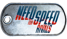 Battlefield 3 Need For Speed Rivals Dog Tag by MasterAlucard75