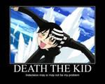 Death The Kid Motivational