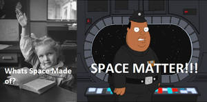 Space Matter With Ollie Williams