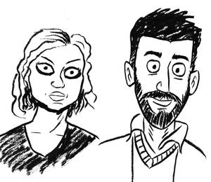 iZombie sketches