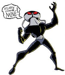 Black Manta 1 by TheNoirGuy