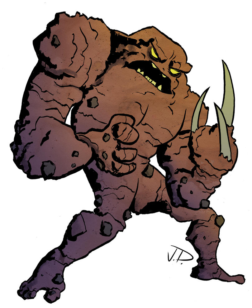 Clayface by TheNoirGuy