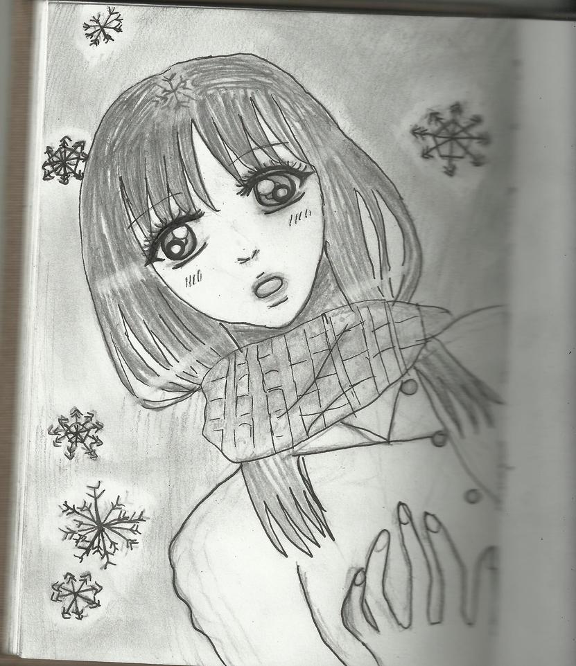 Ace Snow by karenfiregirl