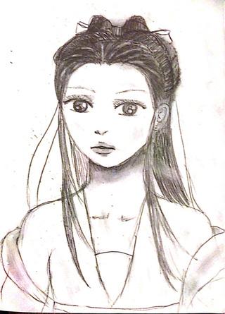 xiao long nu by karenfiregirl