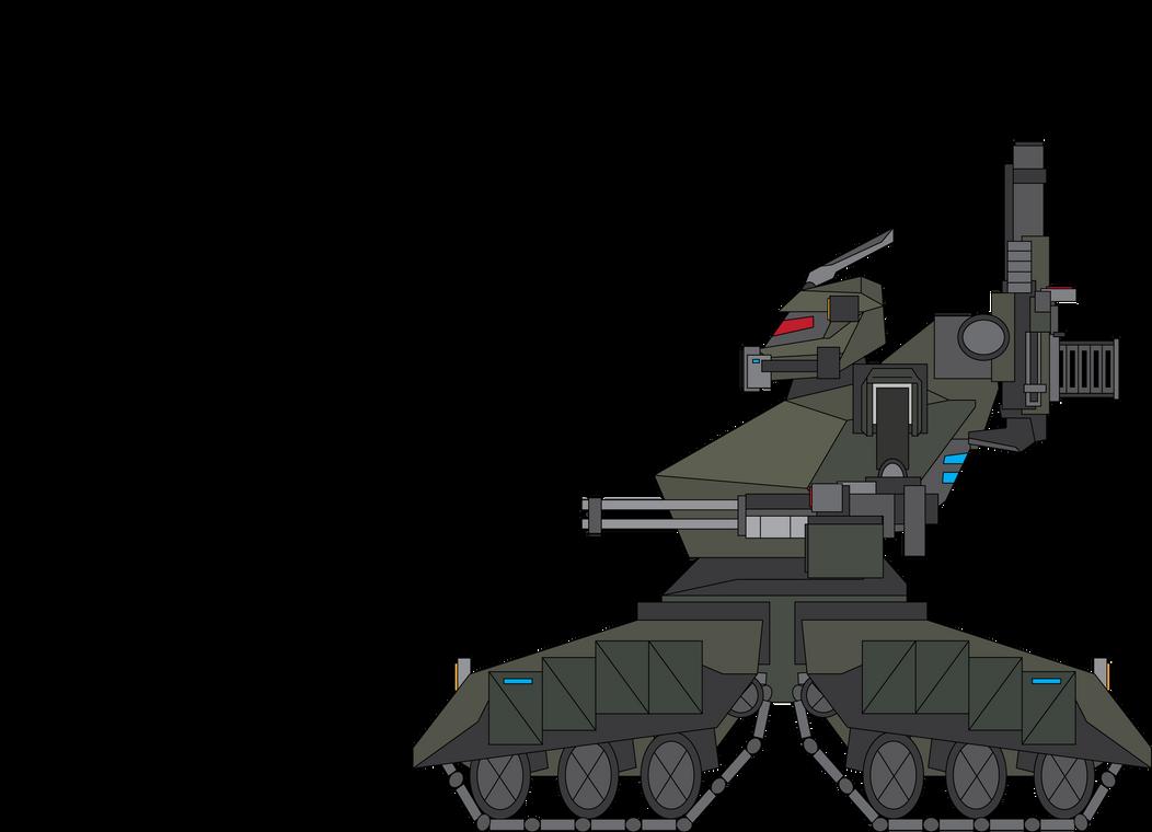 IRS Type 77 Predator Anti-Infantry Drone by Target21 on DeviantArt