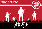 To Live is To Serve