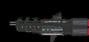 IRS Sickle-class Heavy Cruiser