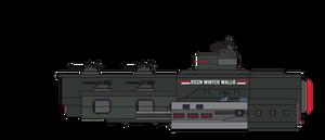 IRS Cobra-class Hunter Killer Frigate