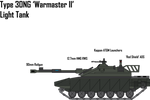 Type 30NG 'Warmaster II' Light Tank