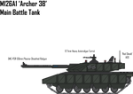 RANGSI M126A1 'Archer 3B' Main Battle Tank