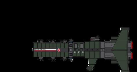 RANGSI Hammer III-class Cruiser