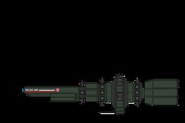 RANGSI Temujin III Destroyer