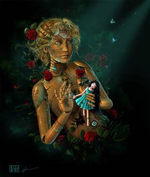 A Forgotten Doll