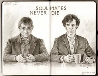 Soulmates by Vesea