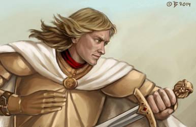 Jaime Lannister by Vesea