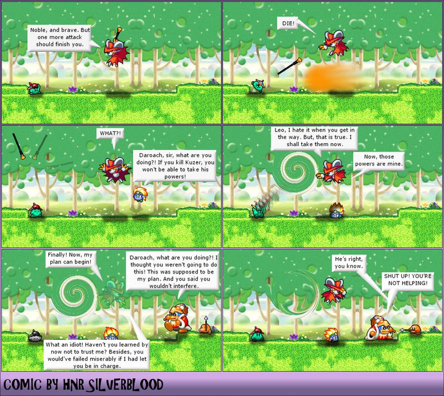 KAD vs Daroach and DeDeDe - Part 7 by Kuzer1000
