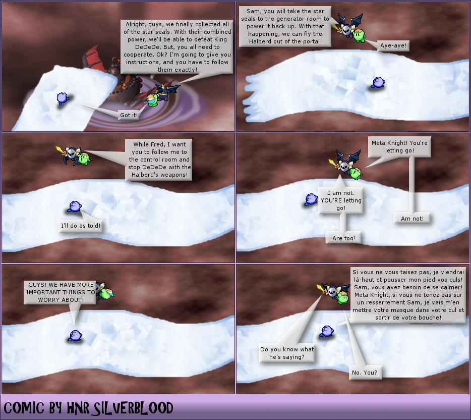 KAD vs Daroach and DeDeDe - Part 13 by Kuzer1000