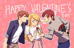 Split Valentine