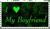 I Love My Boyfriend-Acid Green by Lunar-Rhapsody