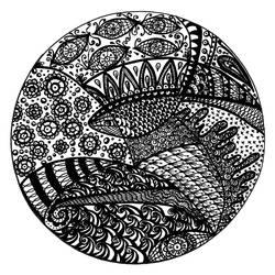 Fish Zendala