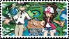 FerrisWheelshipping (N x Hilda) Stamp by misawafujisaki-stamp