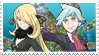 LoliShotashipping (Steven x Cynthia) Stamp by misawafujisaki-stamp