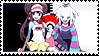 AcousticGuitarshipping (Rosa x Roxie) Stamp by misawafujisaki-stamp