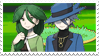 Aoshipping (Riley x Cheryl) Stamp by misawafujisaki-stamp