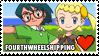 FourthWheelshipping (Max x Bonnie) Stamp