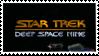 Star Trek: Deep Space Nine Fan Stamp by misawafujisaki-stamp