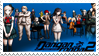 Super Dangan Ronpa 2 Fan Stamp by misawafujisaki-stamp