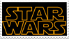 Star Wars Fan Stamp by misawafujisaki-stamp
