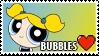 Bubbles Fan Stamp by misawafujisaki-stamp