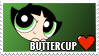 Buttercup Stamp by misawafujisaki-stamp