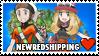 NewRedshipping (Brendan x Serena) Stamp by misawafujisaki-stamp