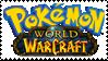 Pokemon x World of Warcraft Stamp by misawafujisaki-stamp