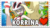 Korrina Fan Stamp by misawafujisaki-stamp