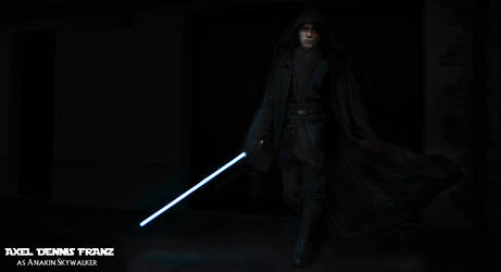 Anakin Skywalker - Lightsaber - Star Wars Cosplay